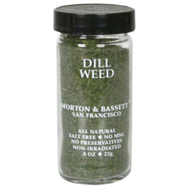 Morton & Bassett Spices Dill Weed