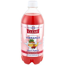 Clear American Vibrance Fruit Punch Sparkling Water