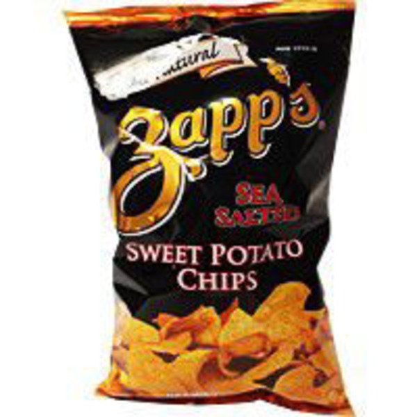 Zapps Sweet Potato Chips Sea Salted