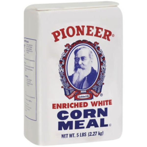 Pioneer Brand Enriched White Corn Meal