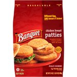 Banquet Chicken Breast Patties
