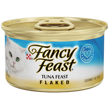 Fancy Feast Flaked Tuna Feast Cat Food