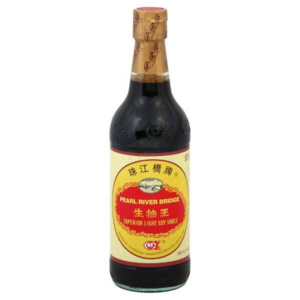 Pearl River Bridge Superior Light Soy Sauce