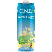 O.N.E. Coconut Water Beverage with a Splash of Pineapple