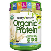 Purely Inspired French Vanilla Organic Protein Shake Mix