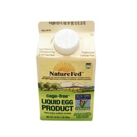NatureFed Cage Free Liquid Egg Product
