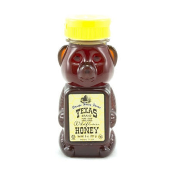 Texas Brand Honey Wildflower Honey