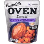 Campbell's Oven Sauces Classic Roasted Chicken Cooking Sauce