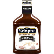 KC Masterpiece Barbecue SauceOriginal