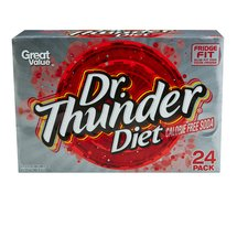 Diet Dr Thunder Soda