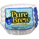 Pure Brew Basket-Style Regular Coffee Filters