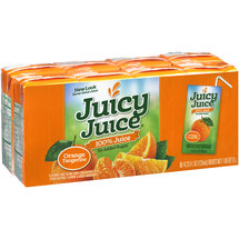 Juicy Juice Orange Tangerine 100% Juice