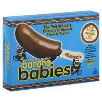 Diana's Bananas Banana Babies, Milk Chocolate