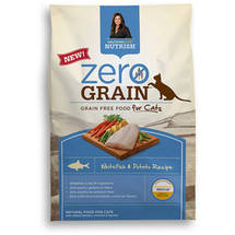Rachael Ray Grain Free Food for Cats Whitefish and Potato