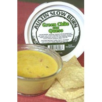 Austin Slow Burn Mild Green Chile Queso