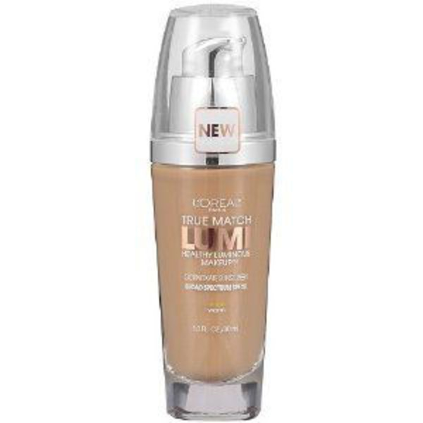 True Match Lumi Warm Sun Beige W6 Healthy Luminous Makeup