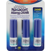 Nasacort 24 Hr Allergy Multi Symptom Nasal Allergy Spray