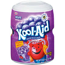 Kool-Aid Grape Flavored Drink Mix