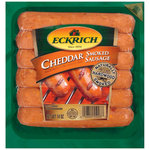 Eckrich Cheddar Smoked Sausage Links