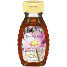 Thrifty Bee Dark & Robust Honey
