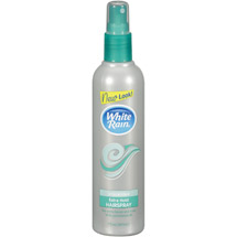 White Rain Extra Hold Unscented Hairspray