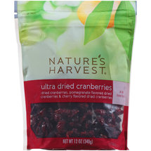 Nature's Harvest Ultra Dried Cranberries