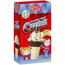 Joy Chocolatey Dipped Cups
