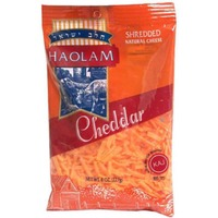 Haolam Cheddar Cheese Shredded