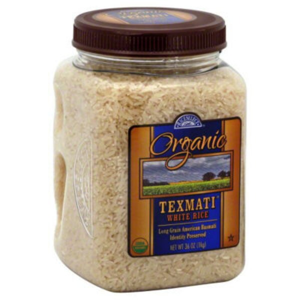 RiceSelect White Rice Organic Texmati