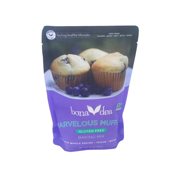 Bona Dea Marvelous Muffins Baking Mix