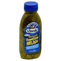 Vlasic Homestyle Sweet No Sugar Added Pickle Relish