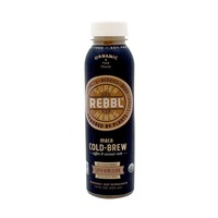 Rebbl Maca Cold-Brew Super Herb Powered Coconut-Milk Elixir