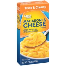 Great Value Thick & Creamy Macaroni & Cheese Dinner