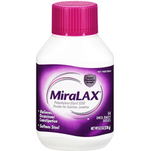 Miralax Powder Laxative