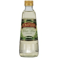 Pompeian Gourmet White Wine Vinegar