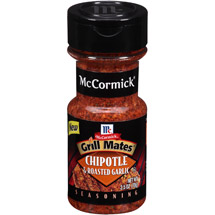 McCormick Grill Mates Chipotle & Roasted Garlic Seasoning
