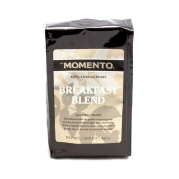 Un Momento Breakfast Blend Ground Coffee