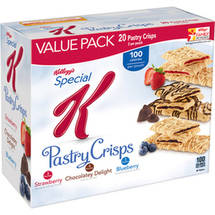 Kellogg's Special K Pastry Crisps Variety Pack