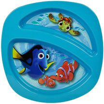 The First Years Disney/Pixar Finding Nemo Sectioned Plate
