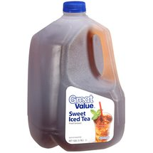 Great Value Sweet Iced Tea