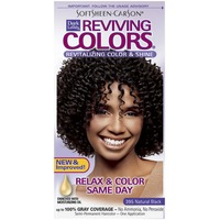 Dark and Lovely Reviving Colors 395 Natural Black Hair Color