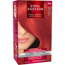 Vidal Sassoon VS London Luxe Hair Color 6RR Runway Red