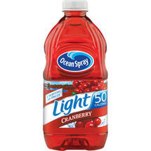 Ocean Spray Light Cranberry Juice Cocktail 64 Fl Oz
