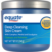 Equate Deep Cleansing Skin Cream