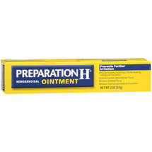 Preparation H Hemorrhoidal Ointment