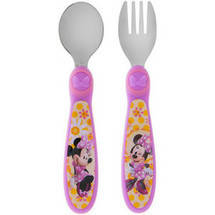 The First Years Disney Mickey Mouse Clubhouse Fork & Spoon