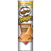 Pringles Pizza Potato Crisps Chips