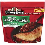 Jimmy Dean Hearty Turkey Sausage Crumbles