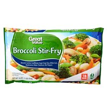 Great Value: Broccoli Stir-Fry