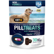 VetIQ Pill Treats for Dogs